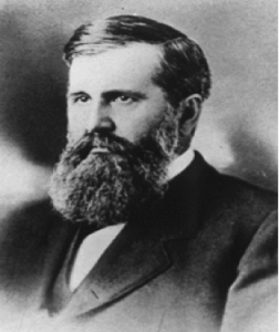 Samuel H Elbert portrait